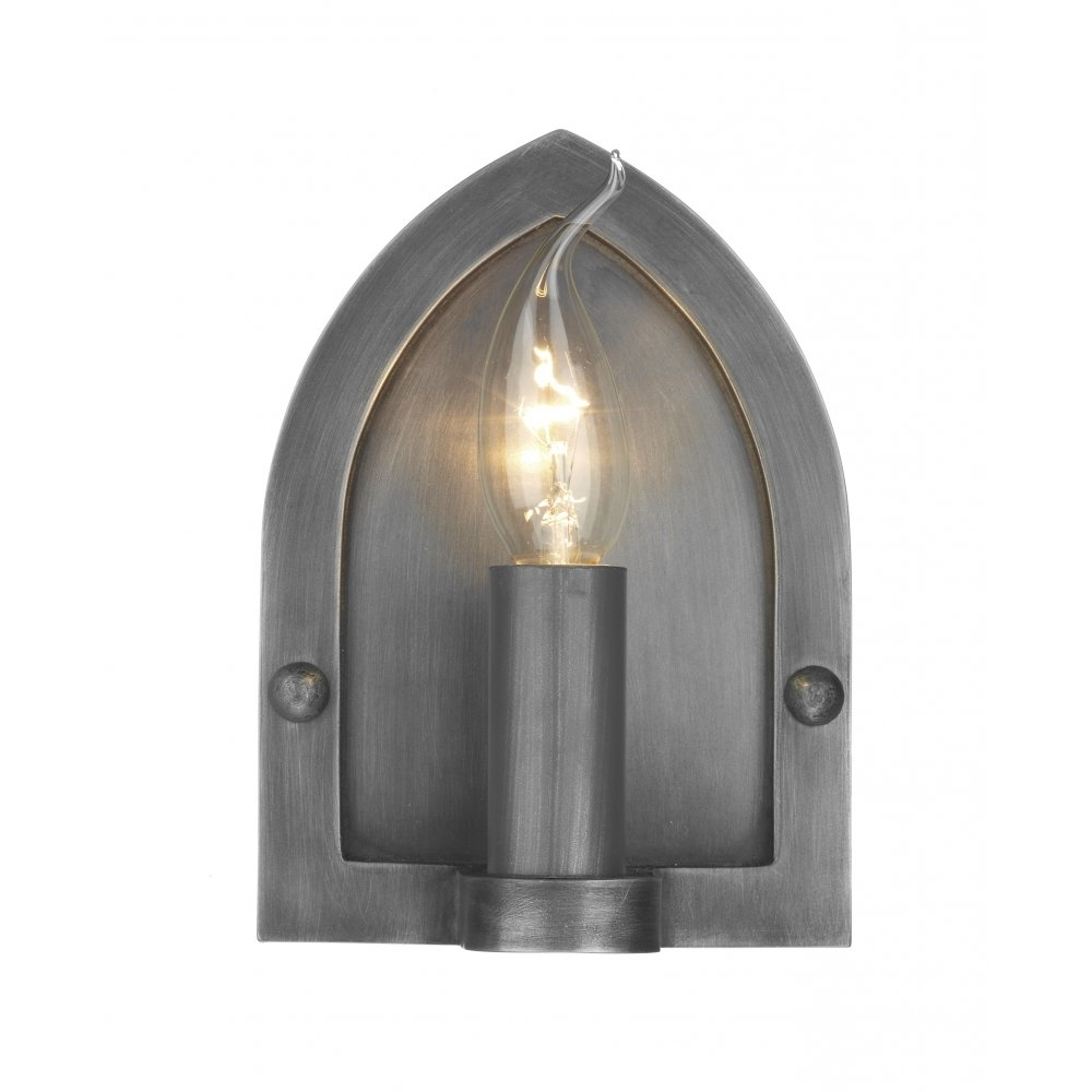 Lighting And Ceiling Fans In Gothic Outdoor Wall Lighting (View 13 of 20)