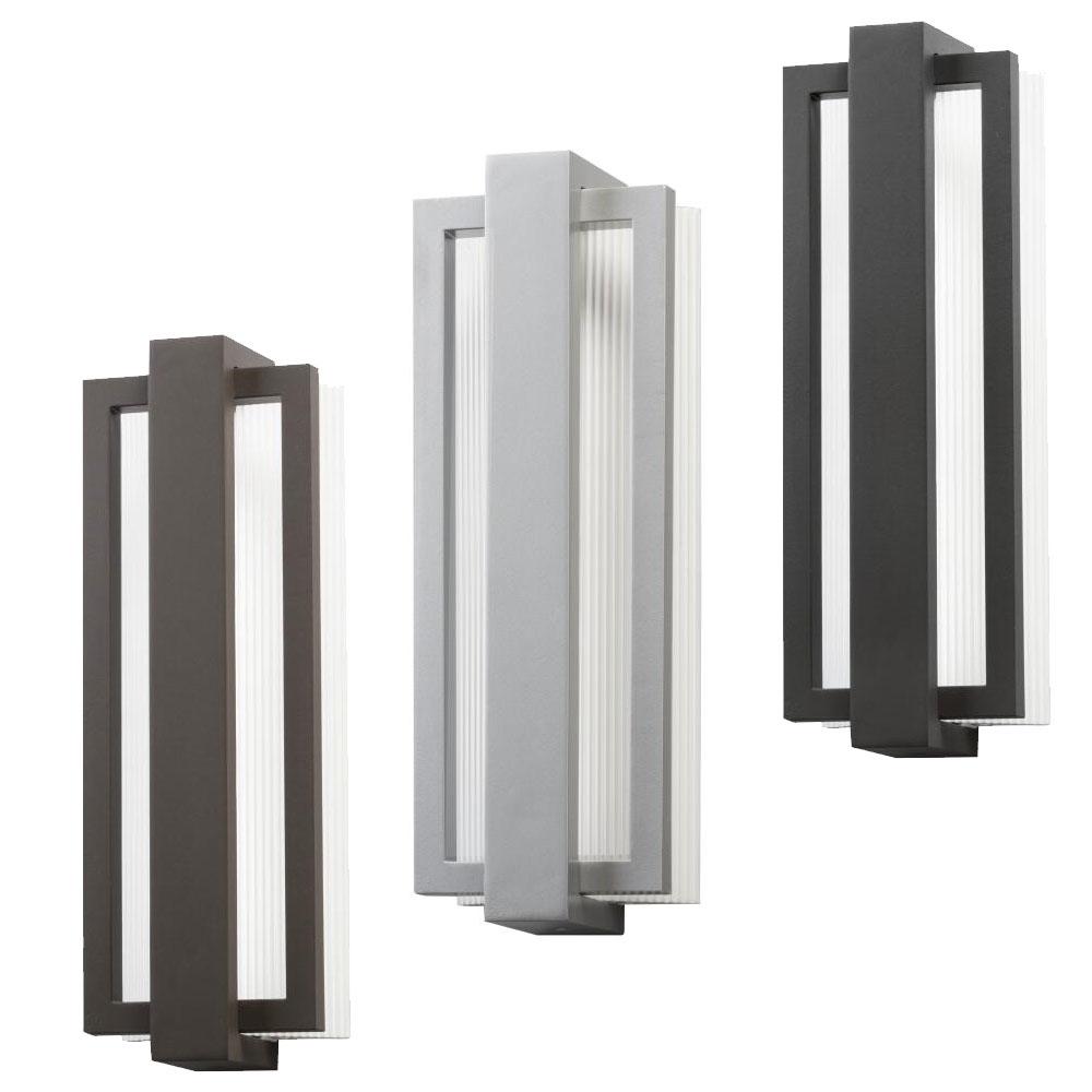 Lighting Exterior Light Fixtures Outdoor Light Sconces Contemporary With Regard To Trendy Contemporary Outdoor Wall Lighting Sconces (View 13 of 20)