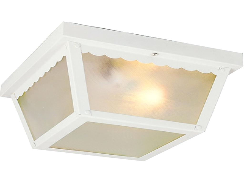 Lighting Flush Mount Led Ceiling Light Fixtures Mirrored Cabinet Regarding Most Recently Released Outdoor Ceiling Led Lights (View 8 of 20)