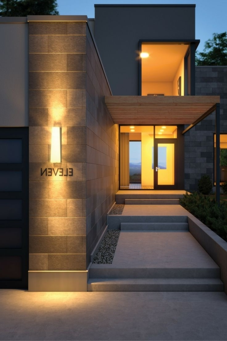 Lighting Ideas, Exterior (View 16 of 20)