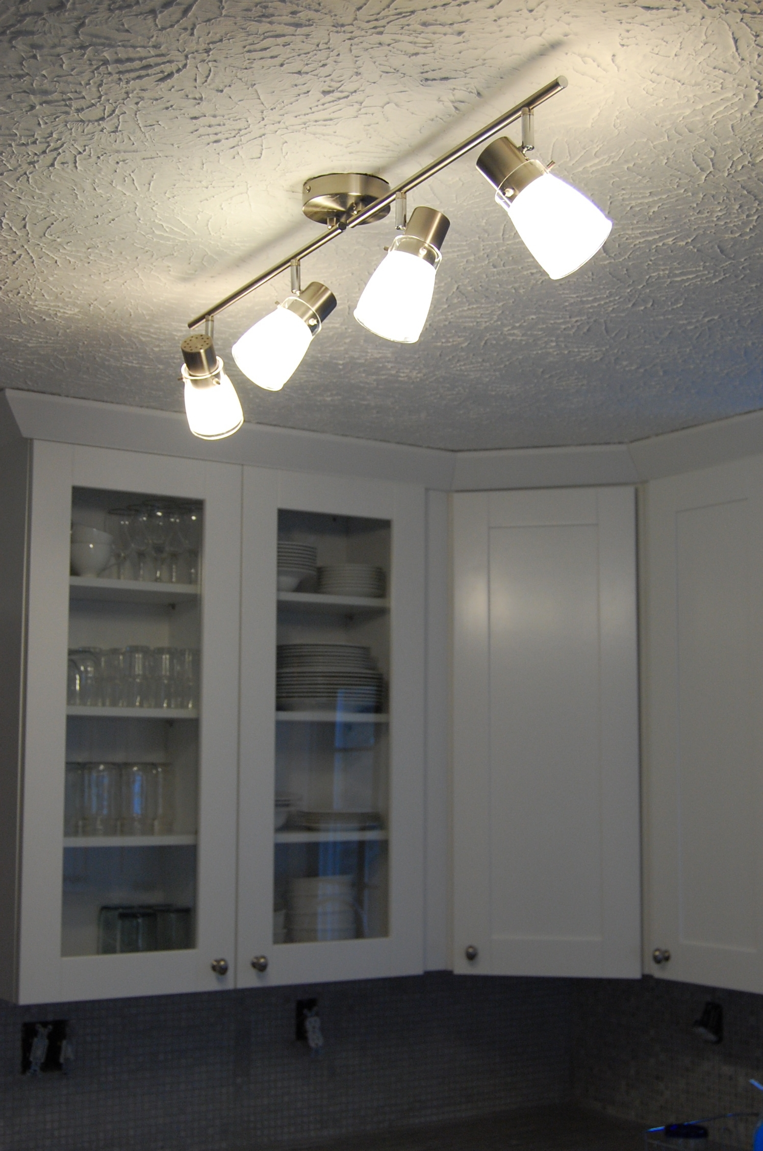 Lighting: Lighten Up Your Home With Lowes Led Track Lighting With Regard To Most Up To Date Outdoor Ceiling Track Lighting (View 7 of 20)