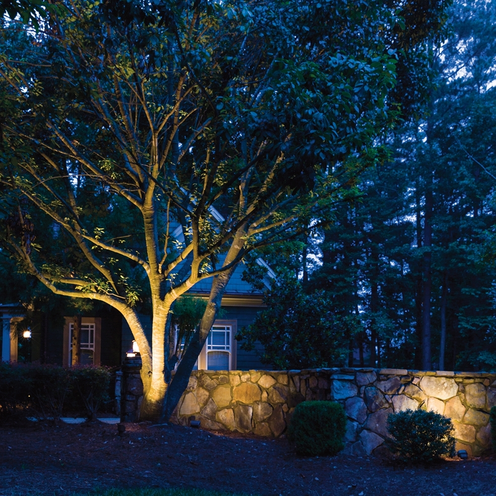 Lighting : Shocking Kichler Landscape Lighting Images Ideas Accent With Latest Kichler Outdoor Landscape Lighting (View 15 of 20)
