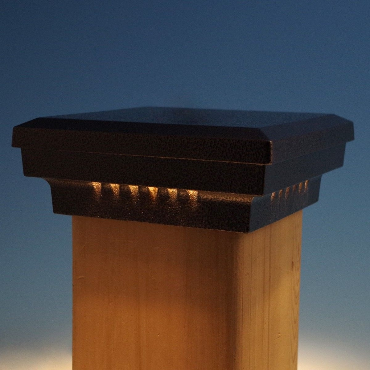 Lights, Fence Throughout Fashionable Low Voltage Led Post Lights (View 7 of 20)
