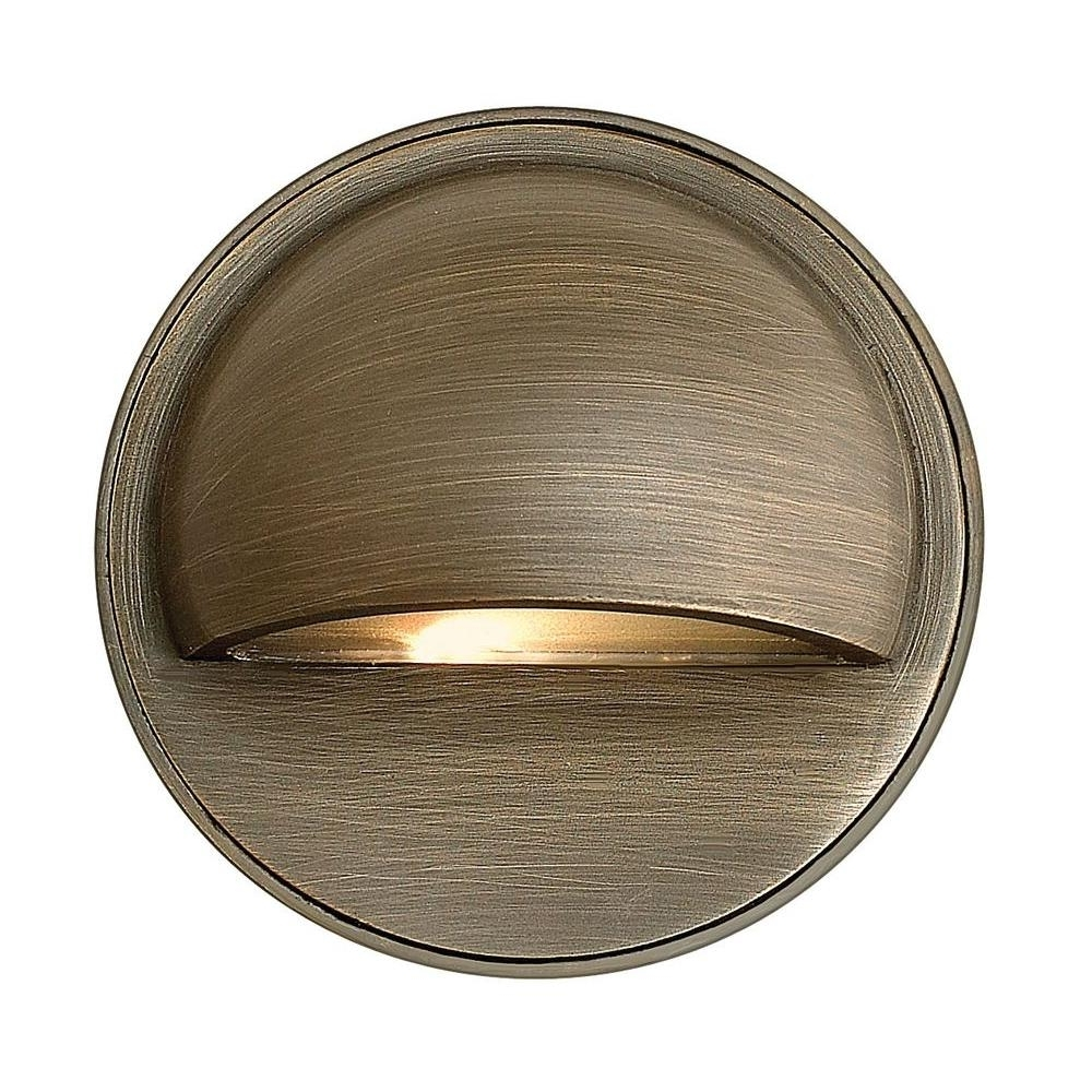 Low Voltage Deck Lighting At Home Depot With Regard To 2019 Dusk To Dawn – Low Voltage – Deck Lighting – Outdoor Lighting – The (View 12 of 20)