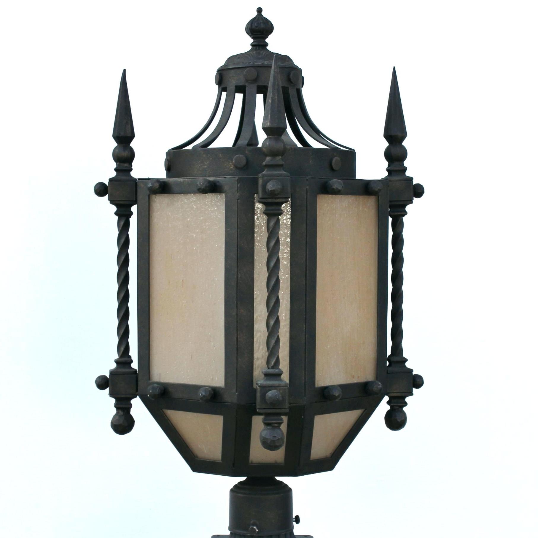 Low Voltage Led Lamp Post Lights • Led Lights Decor Regarding Trendy Low Voltage Led Post Lights (View 9 of 20)