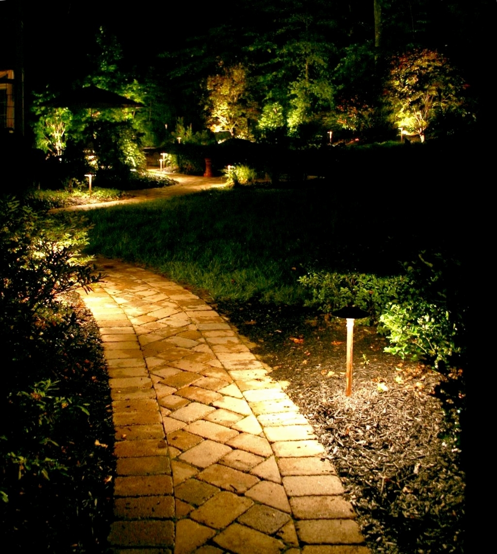 Low Voltage Outdoor Lighting With Most Current 20 Elegant Low Voltage Outdoor Lighting (View 10 of 20)