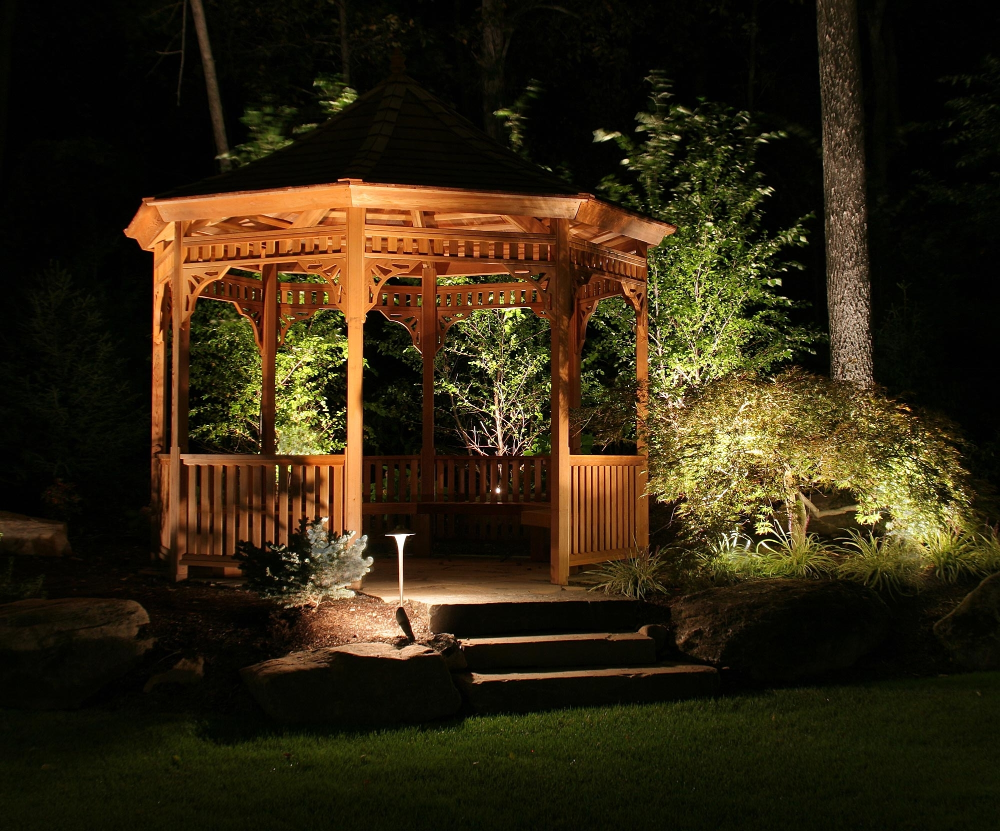 Low Voltage Outdoor Lighting With Most Up To Date Lighting : Flashing Led Low Voltage Outdoor Lighting Fixlow (View 15 of 20)