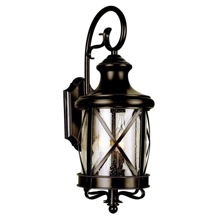 Lowe's Canada Inside Outdoor Wall Lantern Lights (View 5 of 20)