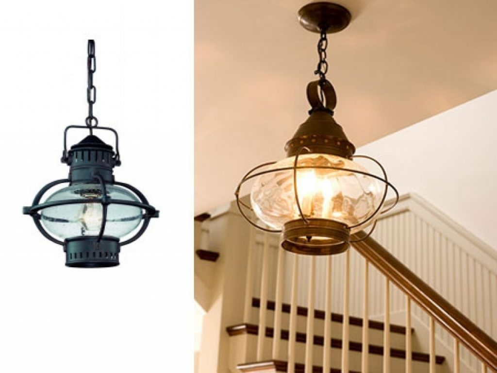 Lowes Outdoor Hanging Lighting Fixtures Regarding Well Known Home Lighting (View 7 of 20)