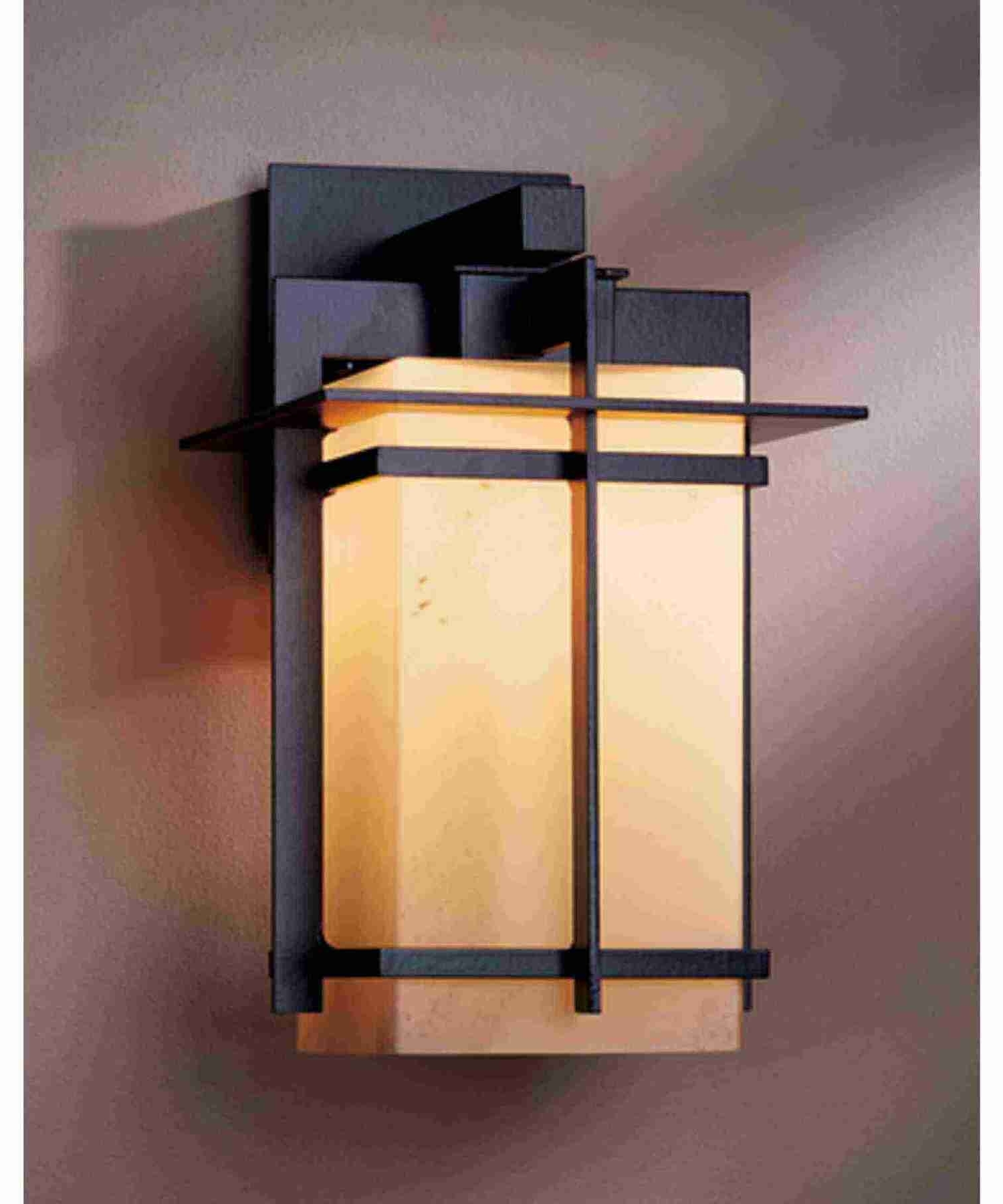 Featured Photo of Outdoor Wall Lighting Sets
