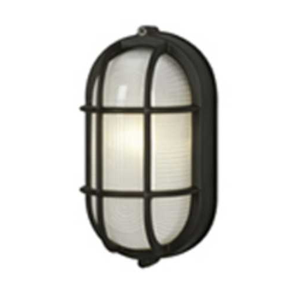 Marine Oval Bulkhead Outdoor Wall Light (View 2 of 20)