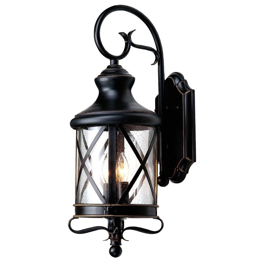 Menards Outdoor Hanging Lights Throughout Best And Newest Outdoor Lighting: Awesome Outdoor Lighting Fixtures Lowes Lowes (View 8 of 20)