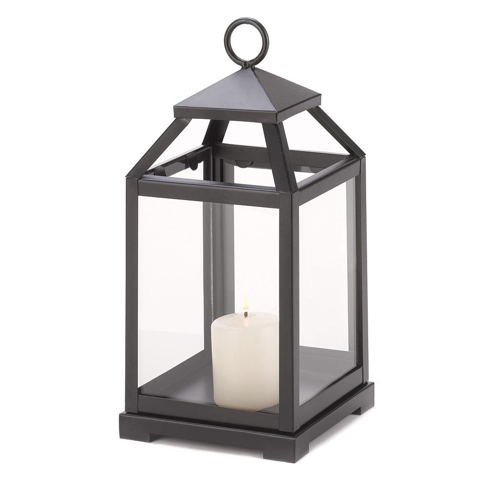 Metal Lantern Candle, Contemporary Outdoor Decorative Rustic Candle Pertaining To Most Current Outdoor Hanging Lanterns Candles (View 10 of 20)