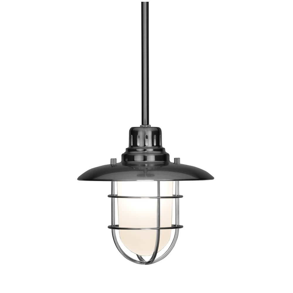 Metal Outdoor Hanging Lights Intended For Most Recent Pendant Lighting Ideas (View 12 of 20)
