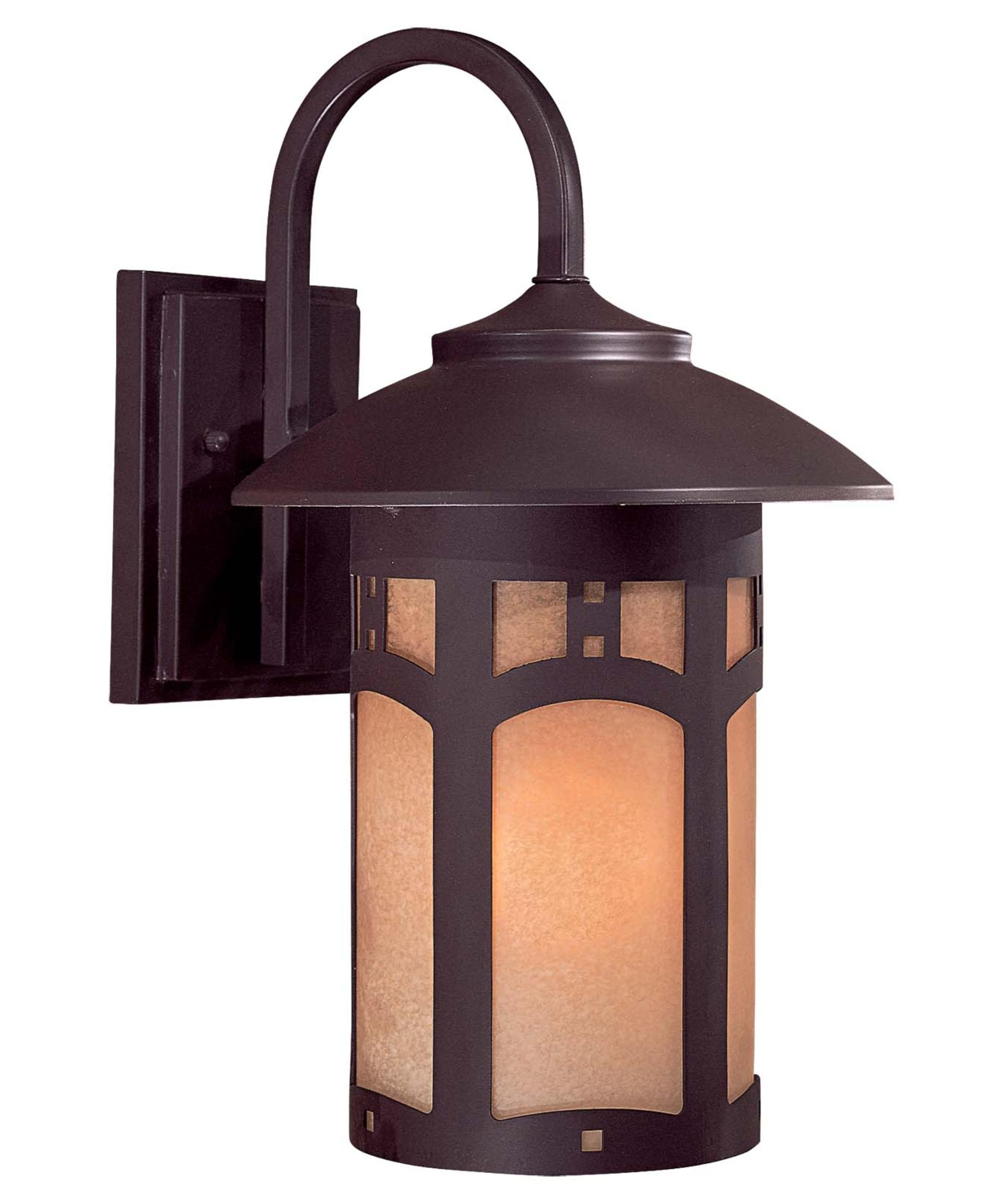 Minka Lavery 8722 Beacon Rhodes 9 Inch Wide 1 Light Outdoor Wall In Famous Beacon Outdoor Wall Lighting (View 12 of 20)