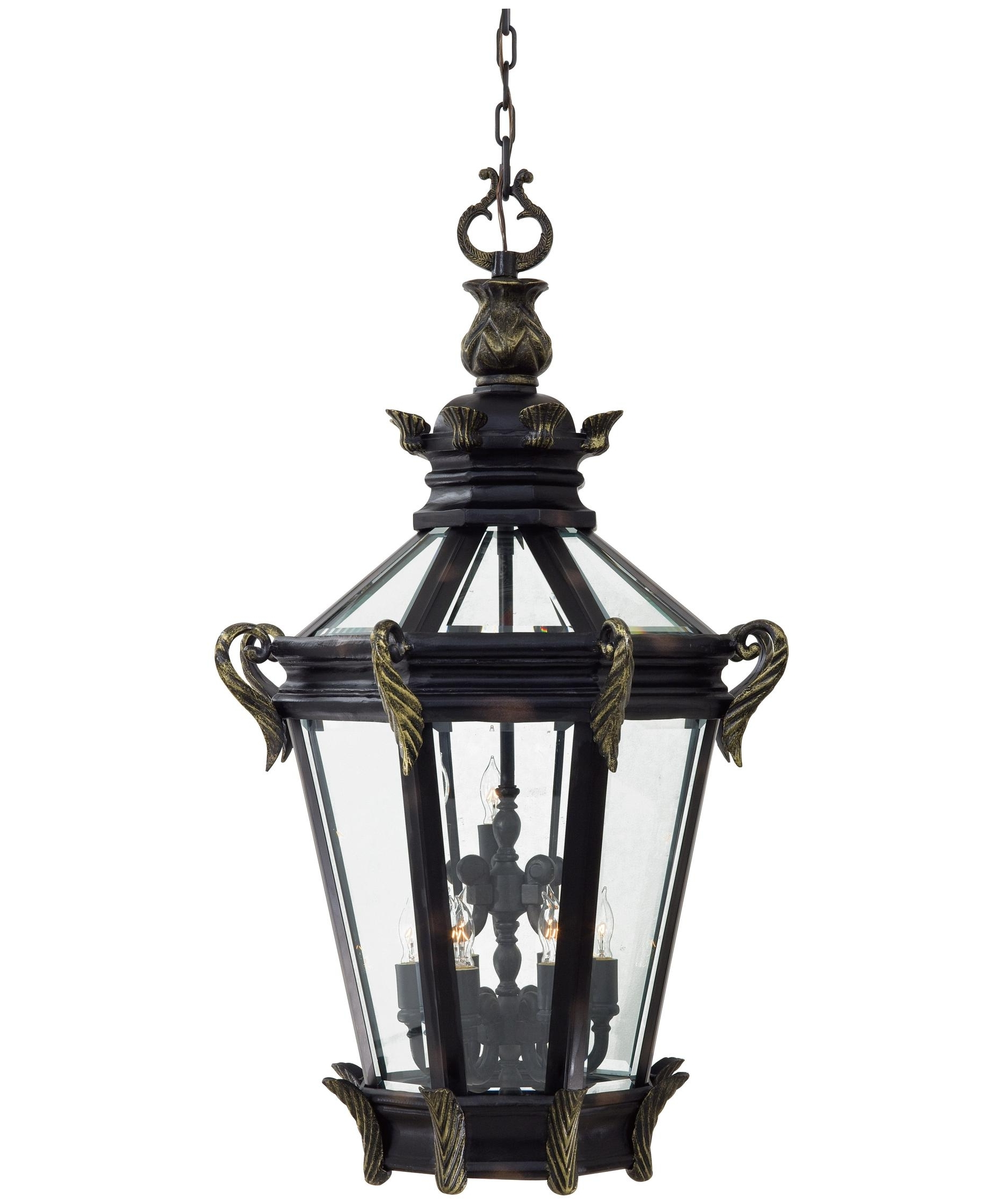 Minka Lavery 9094 Stratford Hall 28 Inch Wide 9 Light Outdoor With Most Current Large Outdoor Hanging Lights (View 12 of 20)