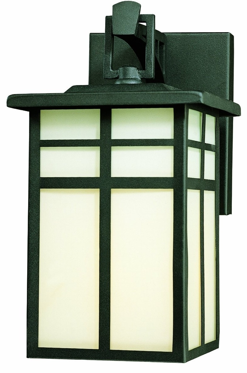 Mission Style Wall Sconce Lighting • Wall Sconces Throughout Most Popular Mission Style Outdoor Wall Lighting (View 20 of 20)