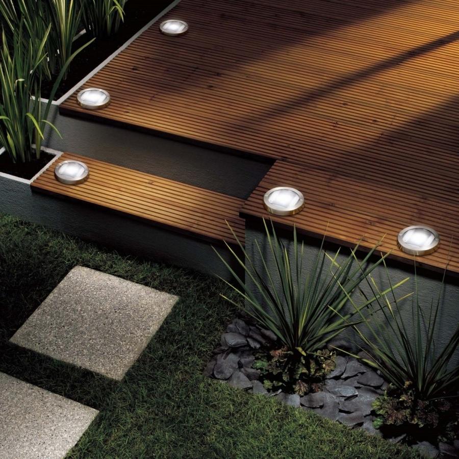 Modern Low Voltage Deck Lighting With Regard To Most Recently Released Low Voltage Deck Lighting : Ideas Low Voltage Deck Lighting – Home (View 16 of 20)