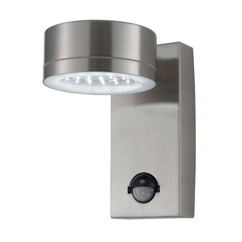 Modern Motion Activated Outdoor Light Reivews – Outdoorlightingss In Recent Outdoor Wall Lighting With Motion Sensor (View 8 of 20)