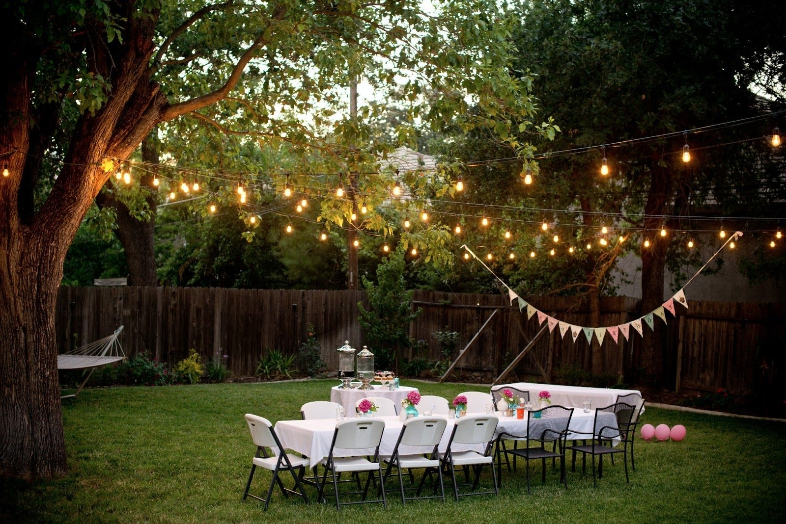 Modern Outdoor Patio String Lights : Outdoor Furniture – How To Make Within Most Up To Date Modern Outdoor String Lights (View 9 of 20)