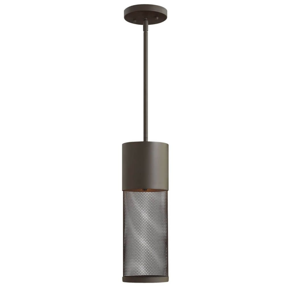 Featured Photo of Modern Outdoor Pendant Cylinder Lighting Fixtures