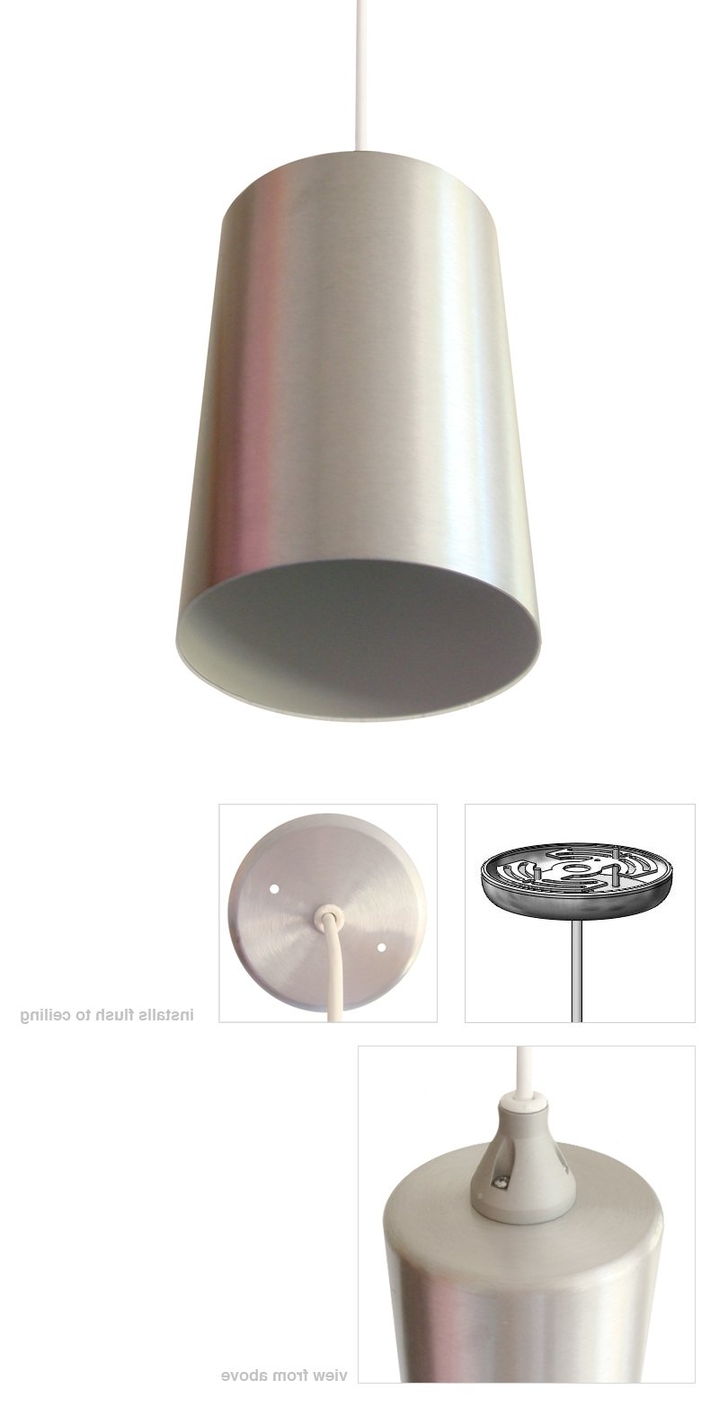 Modern Outdoor Pendant Cylinder Lighting Fixtures In Fashionable Contemporary Pendant Lighting For Kitchen Pendulum Lighting Over (View 7 of 20)