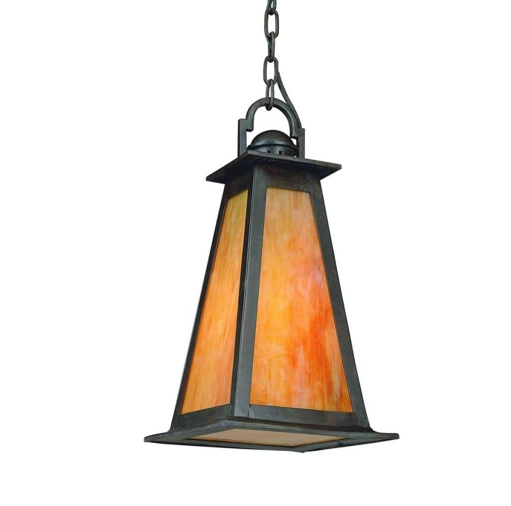 Modern Outdoor Pendant Cylinder Lighting Fixtures Inside Most Up To Date Lighting: The Importance Of Durability For Outdoor Pendant Lighting (View 8 of 20)