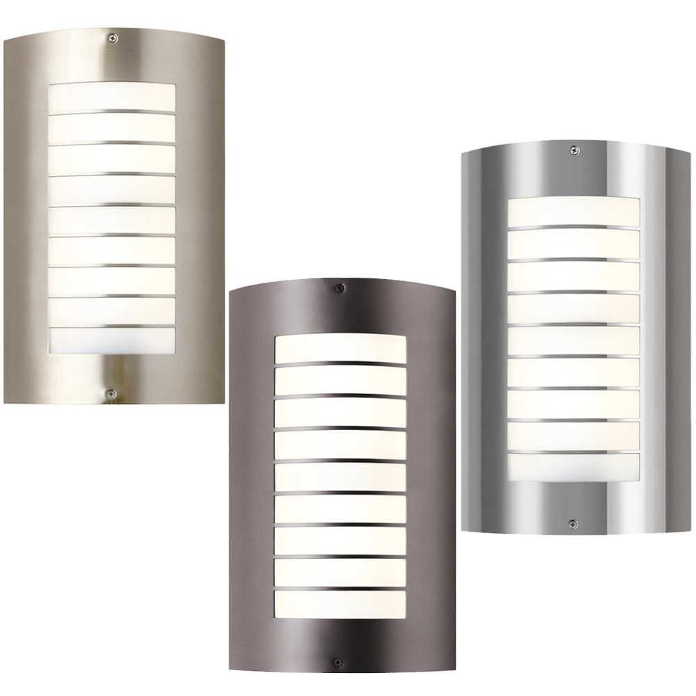 Modern Outdoor Sconces – Rpisite Regarding Best And Newest Contemporary Outdoor Wall Lights (View 14 of 20)