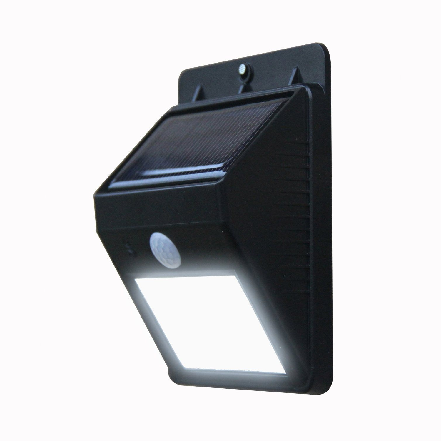 Modern Outdoor Wall Light Fixtures With Motion Sensor For Industrial Intended For Fashionable Battery Operated Outdoor Wall Lights (View 14 of 20)