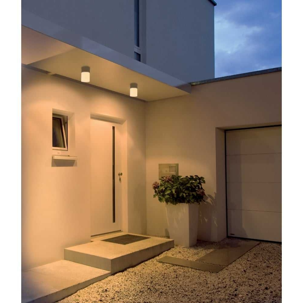 Modern Porch Ceiling Light Inspirations Also Awesome Outdoor Images Throughout Most Popular Outdoor Deck Ceiling Lights (View 7 of 20)