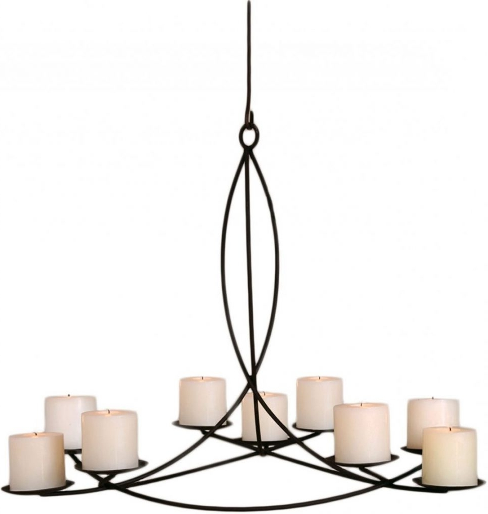 Most Current Chandeliers Design : Marvelous Antique Candle Chandelier Rustic Inside Outdoor Hanging Tea Lights (View 11 of 20)