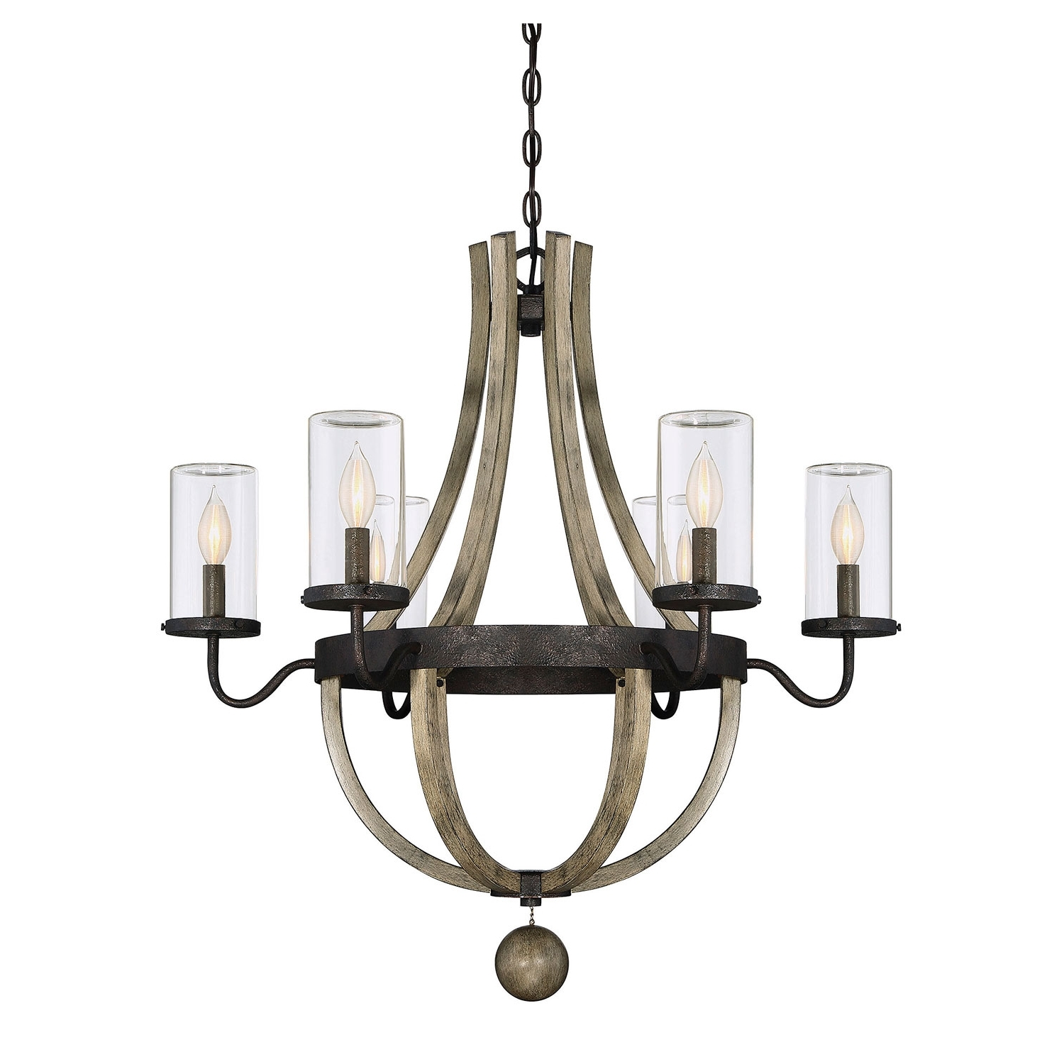 Most Current Eden Weathervane Six Light Outdoor Chandelier Savoy House Outdoor Intended For Outdoor Hanging Orb Lights (View 4 of 20)