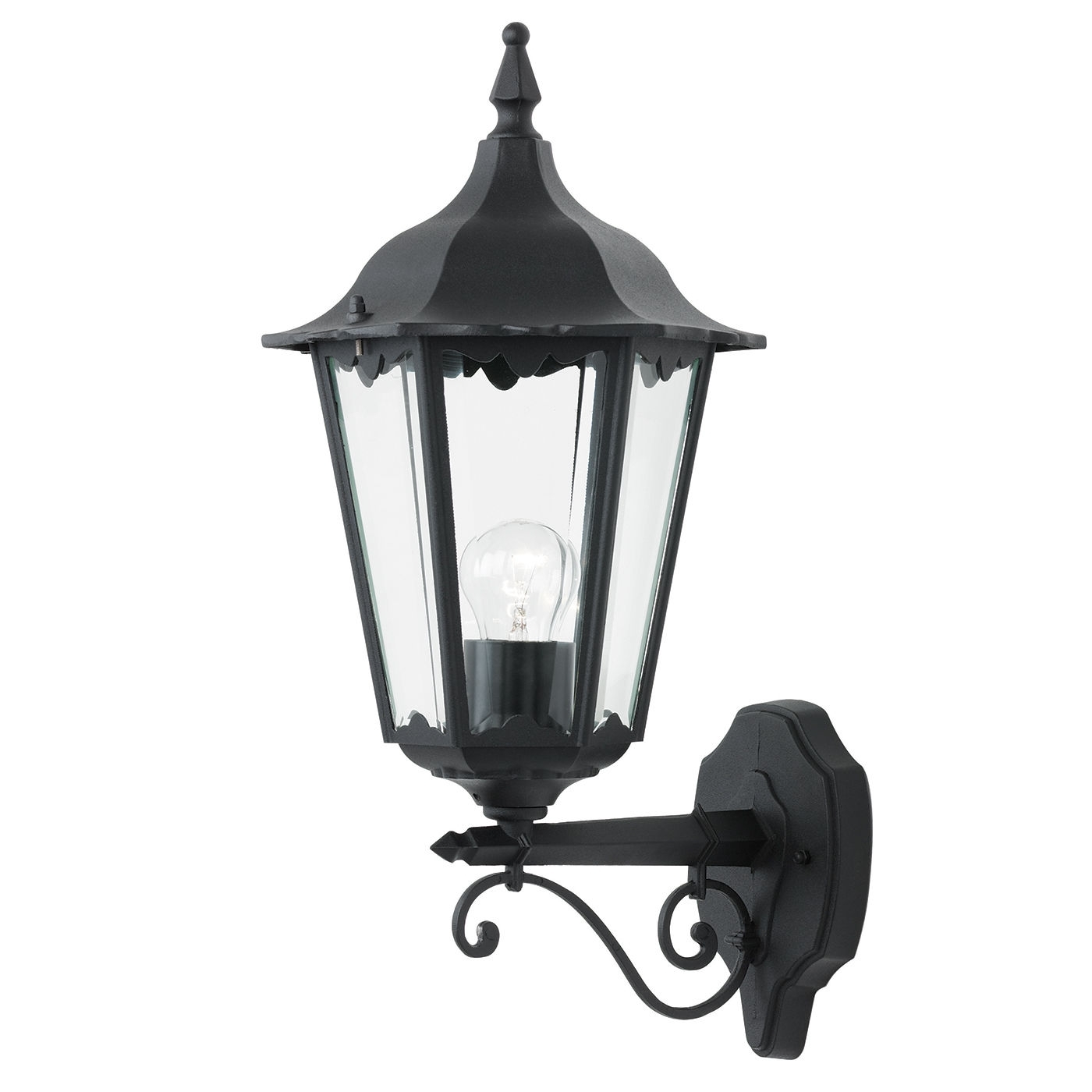 Most Current Endon Lighting Outdoor Wall Lanterns Regarding Outdoor Wall & Ceiling Lights , Garden Lighting , Garden & Patio (View 13 of 20)