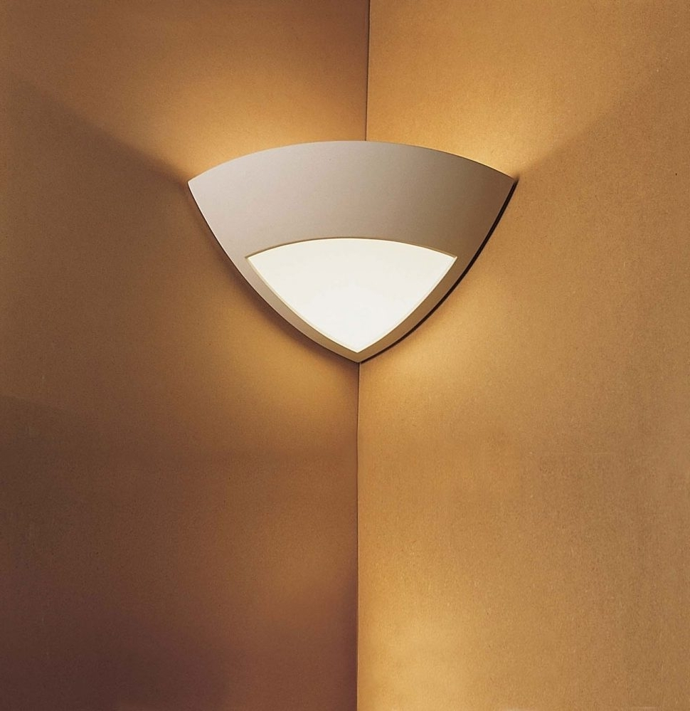 Most Current Lighting : Amusing Corner Wall Lamp External Light Fittings Lights Regarding Outdoor Corner Wall Lighting (View 7 of 20)