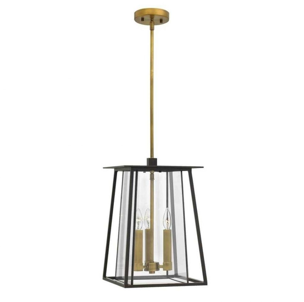 Most Current Lighting : Modern Outdoor Hanging Light With Lighting Best Within Modern Outdoor Hanging Lights (View 15 of 20)