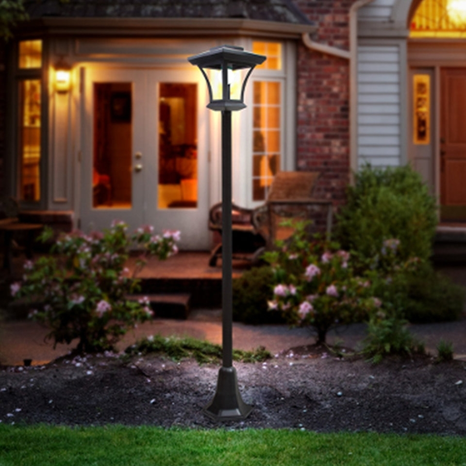 Most Current Modern Outdoor Solar Lights At Wayfair Throughout Solar Cattail Lights (View 9 of 20)