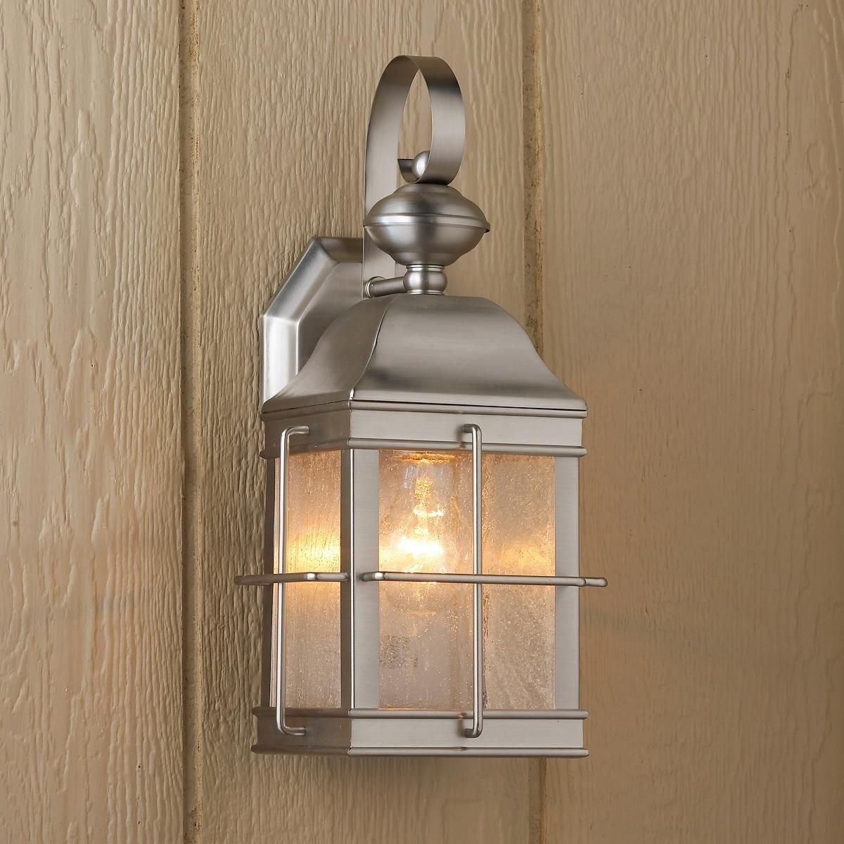 Most Current Nautical Inspired Lantern Outdoor Wall Light (View 8 of 20)