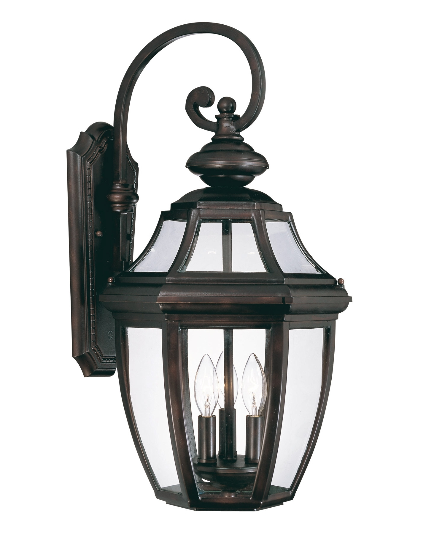 Most Current New England Style Outdoor Lighting Intended For Impressive House 5 493 13 Endorado Outdoor Wall Mount Lantern Style (View 16 of 20)