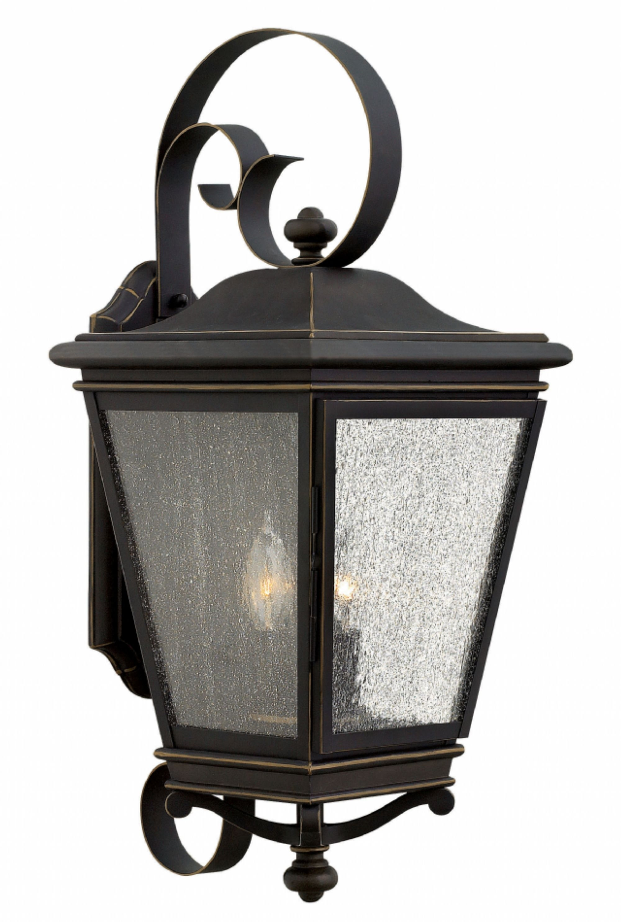 Most Current Oil Rubbed Bronze Lincoln > Exterior Wall Mount Regarding Extra Large Wall Mount Porch Hinkley Lighting (View 17 of 20)