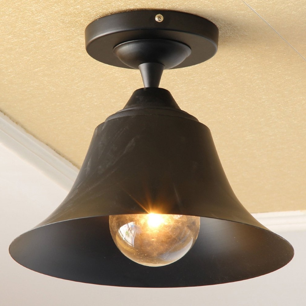 Most Current Outdoor Ceiling Light Fixture Threaded Opal Glass Shade Light Lamp With Regard To Outdoor Porch Ceiling Lights (View 7 of 20)