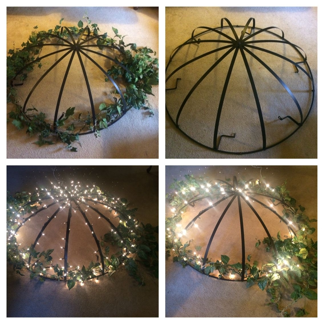 Most Current Outdoor Hanging Gazebo Lights For Create A Hanging Gazebo Light (View 5 of 20)