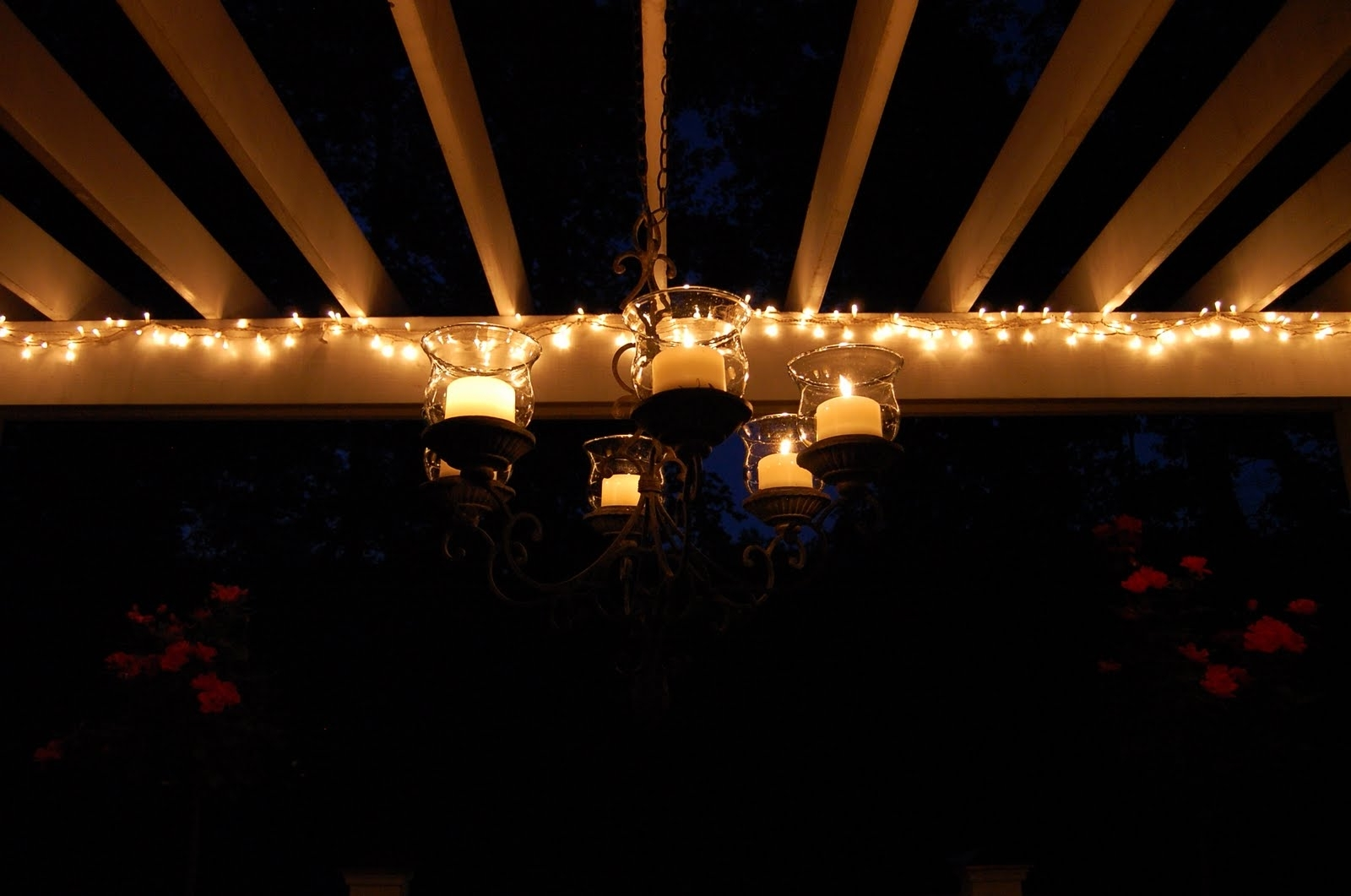 Most Current Outdoor Hanging Grape Lights With Regard To Outdoor Lights (View 8 of 20)