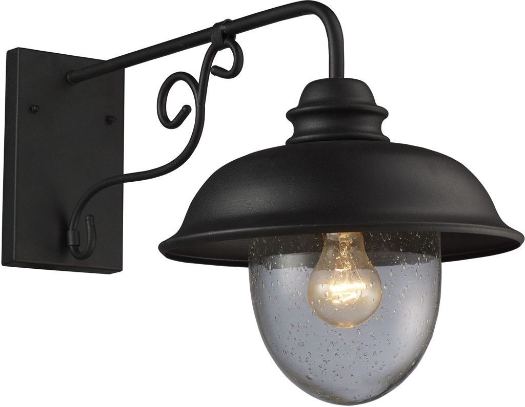 Most Current Outdoor Wall Sconce Lighting Fixtures For Light : Solar Outdoor Wall Mounted Lighting The Exterior Pictures (View 9 of 20)