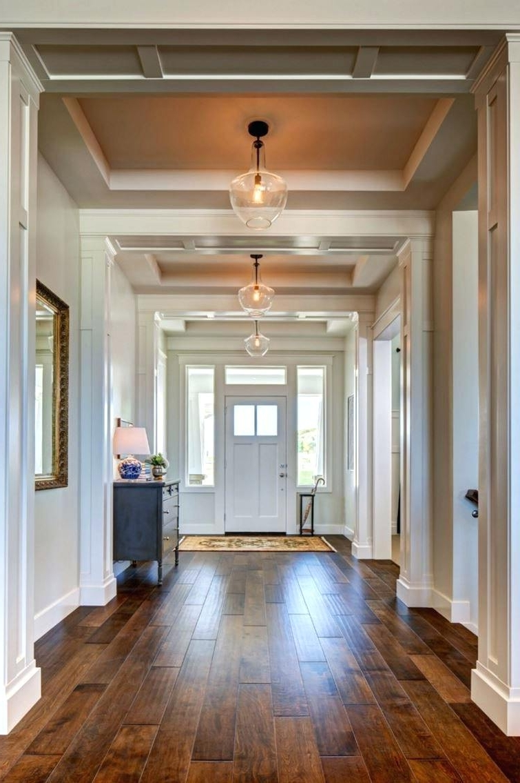 Most Current Pendant Light: Entrance Hall Pendant Light (View 8 of 20)
