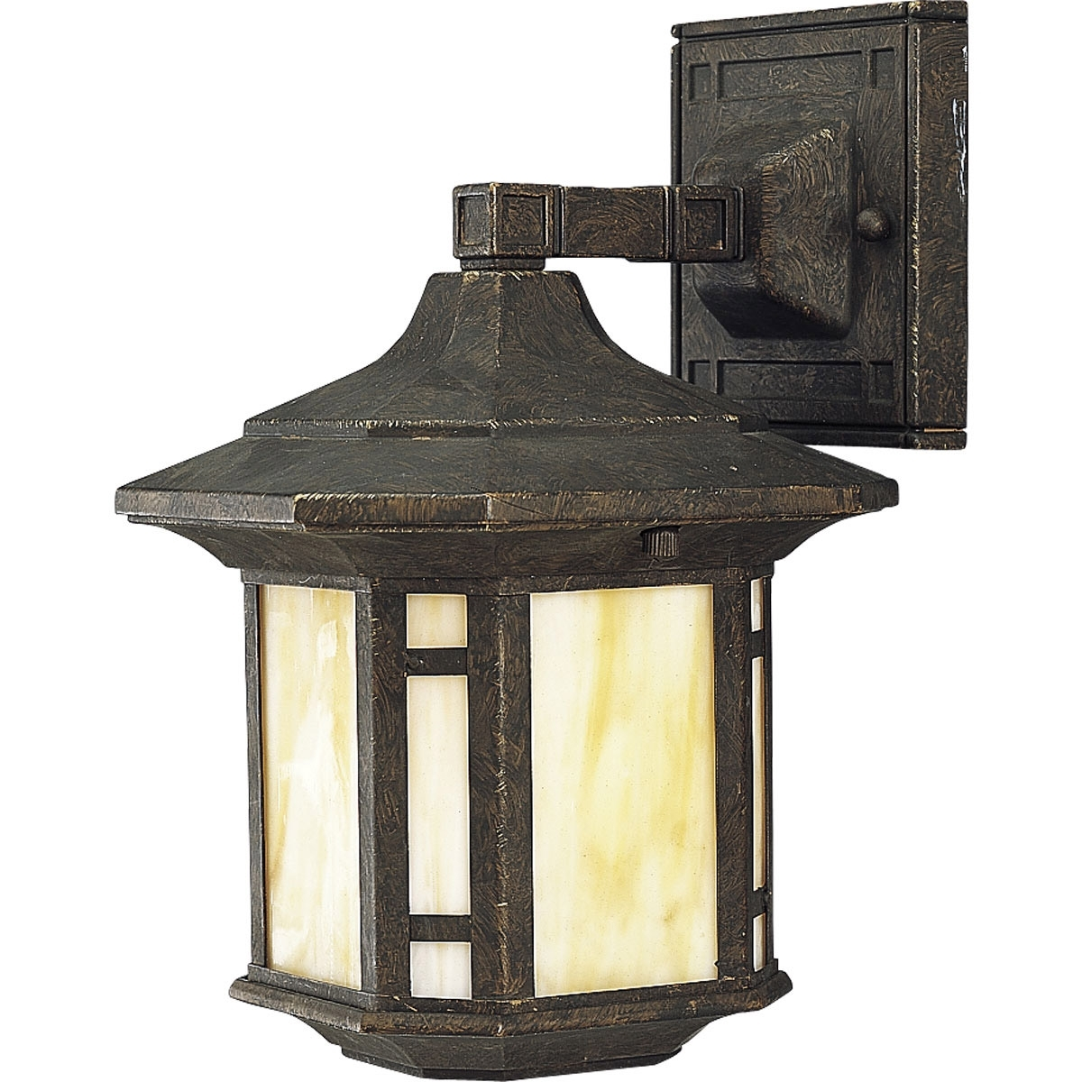 Most Popular Arts And Crafts Outdoor Wall Lighting Within Lighting P5628 46 Arts And Crafts Outdoor Wall Mount Lantern (View 13 of 20)