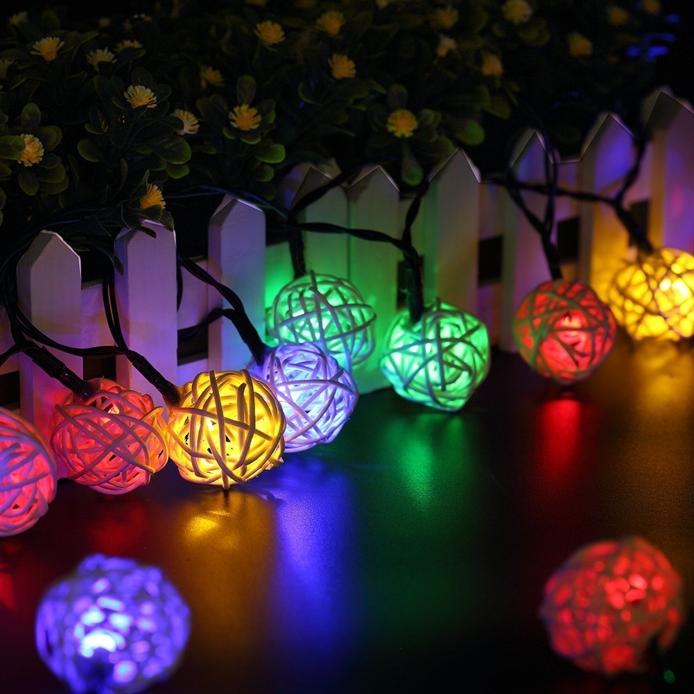 Most Popular Battery Operated Outdoor Lights At Target With Regard To Diy : Outdoor Led Christmas Lights Ebay The History Amazon Lighting (View 8 of 20)