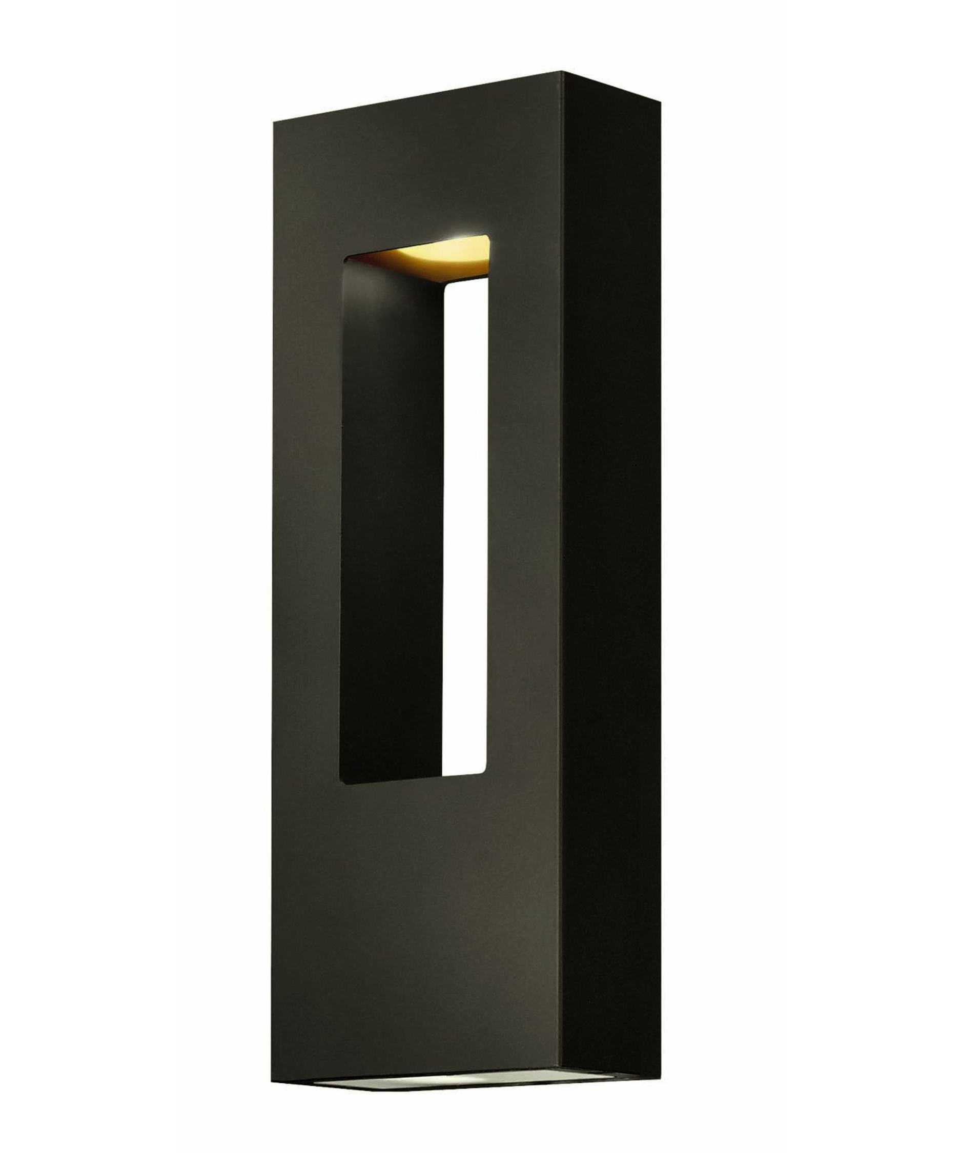 Most Popular Modern Outdoor Hinkley Lighting With Regard To Hinkley Lighting 1648 Atlantis 2 Light Outdoor Wall Light (View 14 of 20)