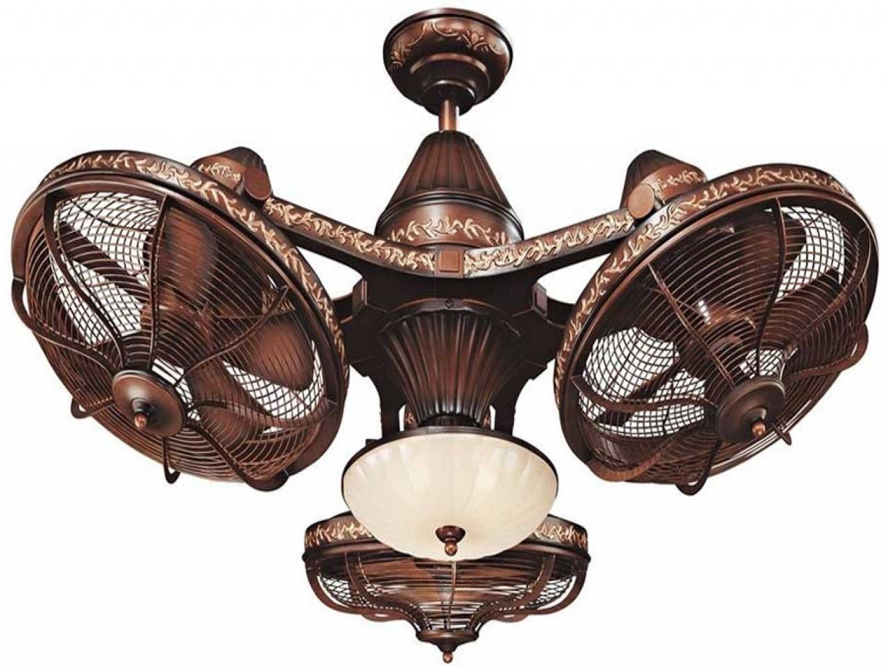 Most Popular Outdoor Ceiling Fans With Tropical Lights Pertaining To Home Lighting (View 12 of 20)