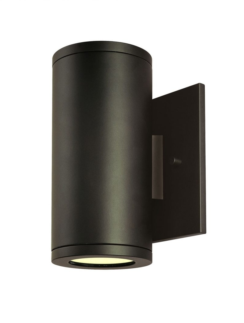 Most Popular Outdoor Wall Mounted Led Lighting Regarding Light : Wall Mounted Lights Outdoor Dover Cast Light Lantern Mount (View 9 of 20)