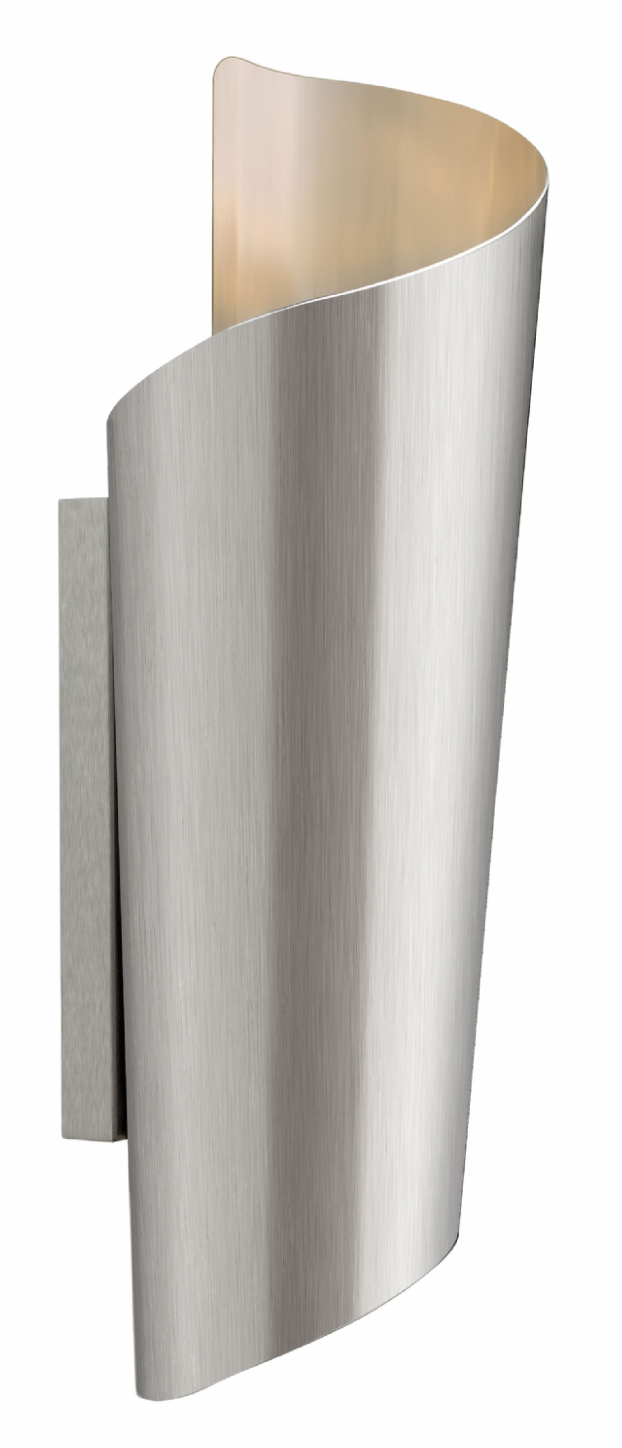 Most Popular Stainless Steel Surf > Exterior Wall Mount Intended For Modern Outdoor Hinkley Lighting (View 11 of 20)